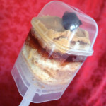Mini-Me Square Push Up Cake Pops. Cap 2.16 oz