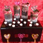 Valentine's Chocolate Cupcake
