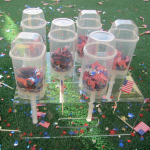 Confetti Push Pops